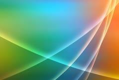 Яркая красочная предпосылка иллюстрация вектора