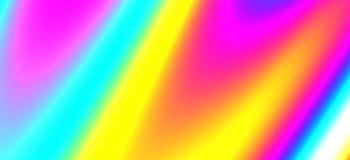 Яркая предпосылка в цветах радуги перевод 3d иллюстрация вектора