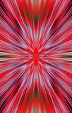 Яркая предпосылка нашивок расходится от середины к краям Стоковая Фотография RF