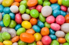 Яркая предпосылка конфеты Стоковое Изображение RF
