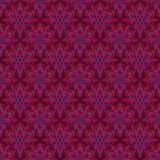 Яркая розовая и бургундская картина Стоковые Фотографии RF