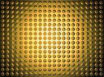 Яркая текстура от кругов Стоковое Изображение RF