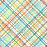 яркая шотландка иллюстрации Стоковая Фотография