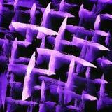 Яркая handdrawn текстура предпосылки акварели Стоковое Изображение