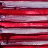 Яркая handdrawn текстура предпосылки акварели Стоковые Фотографии RF