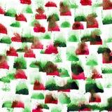 Яркая handdrawn текстура предпосылки акварели Стоковое фото RF