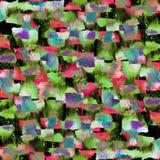 Яркая handdrawn текстура предпосылки акварели Стоковые Изображения RF
