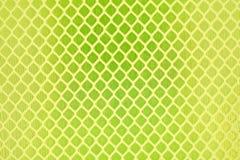 Яркая yellow-green предпосылка Стоковые Фотографии RF