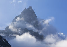 Яркие Гималаи Стоковое Изображение