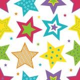 яркие звезды Стоковое Фото