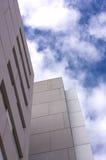 Яркие здания города Стоковое Изображение