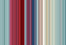 Яркие линии и контрасты в синих золотых оттенках Стоковое Изображение RF