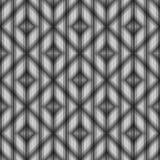 Яркие раскосные нашивки и квадраты на черной предпосылке Стоковое Изображение