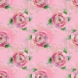 Яркие розовые цветки Стоковое Изображение RF