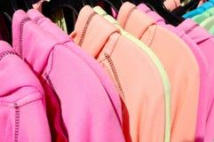 Яркие рубашки Стоковое Изображение RF
