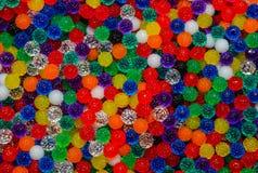 Яркие ухабистые шарики стоковые изображения rf