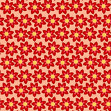 яркие цветки Стоковая Фотография RF