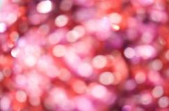 Яркий блеск освещает defocused предпосылку стоковые изображения rf