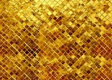 Яркий блеск текстуры золота Стоковые Изображения RF