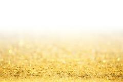 Яркий блескÂ золотой Стоковое Фото