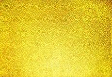 Яркий блеск текстуры золота Стоковая Фотография RF