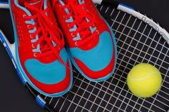 Яркий комплект спорта Стоковое Изображение