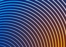 Яркий неоновый лазерный луч выравнивает абстрактную предпосылку Стоковые Фото