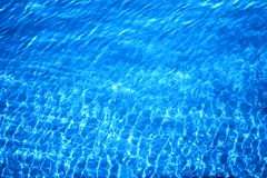 Яркий океан предпосылки фото Стоковое фото RF