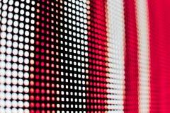 Яркий покрашенный экран smd СИД Стоковые Фото
