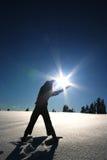 яркий свет Стоковые Фотографии RF