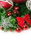 яркий состав рождества Стоковое Фото