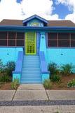 Яркий тропический дом Стоковое Изображение RF