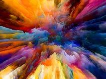 Яркий Splatter стоковые фотографии rf