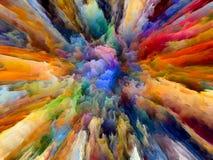 Яркий Splatter стоковая фотография rf