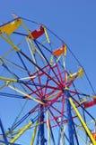 Яркое колесо ferris Стоковая Фотография