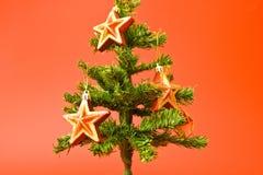 яркое рождество 4 мои звезды Стоковая Фотография