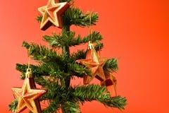 яркое рождество 6 мои звезды Стоковая Фотография
