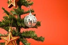 яркое рождество 9 мои звезды Стоковая Фотография