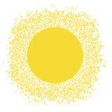 яркое солнце Бесплатная Иллюстрация