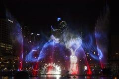 Яркое Sydney2017 Стоковая Фотография RF