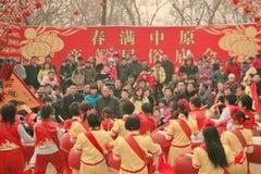 ЯРМАРКИ ВИСКА в Китае Стоковые Фото