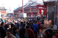 Ярмарки виска традиционного китайския Стоковая Фотография RF