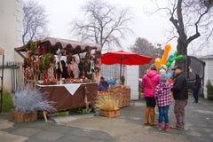 Ярмарки рождества Стоковые Фото