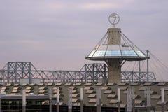 Ярмарочная площадь Ганновера Стоковое фото RF