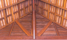 Ярус терракоты крыши Стоковое фото RF