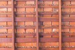 Ярус терракоты крыши Стоковые Фотографии RF