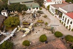 ярд музея hanoi армии Стоковая Фотография