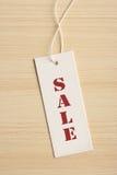 Ярлык продажи Стоковое Изображение RF