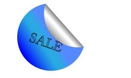 Ярлык продажи Стоковые Изображения RF