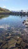 ясная вода Стоковое Фото